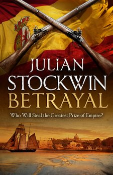 COVER Betrayal UK