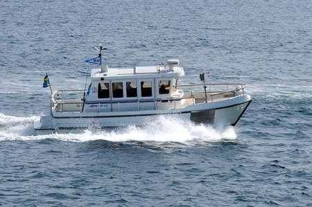 For Sale Taxi And Transport Boat Falken Iii Broadly