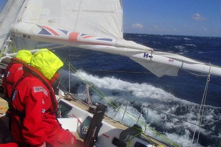 GREAT Britain Leg 6 day 7