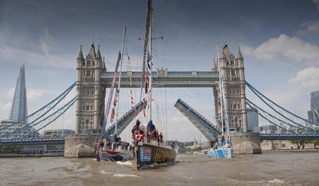 Henri Lloyd - 50 Years of Pioneering Spirit by Tower Bridge LR